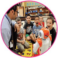 robotics for kids in frisco,tx