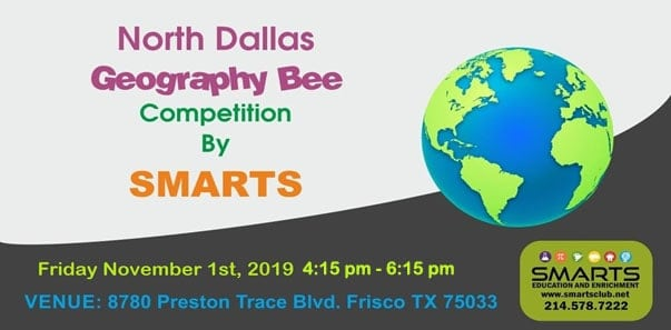 Geography Bee 2019