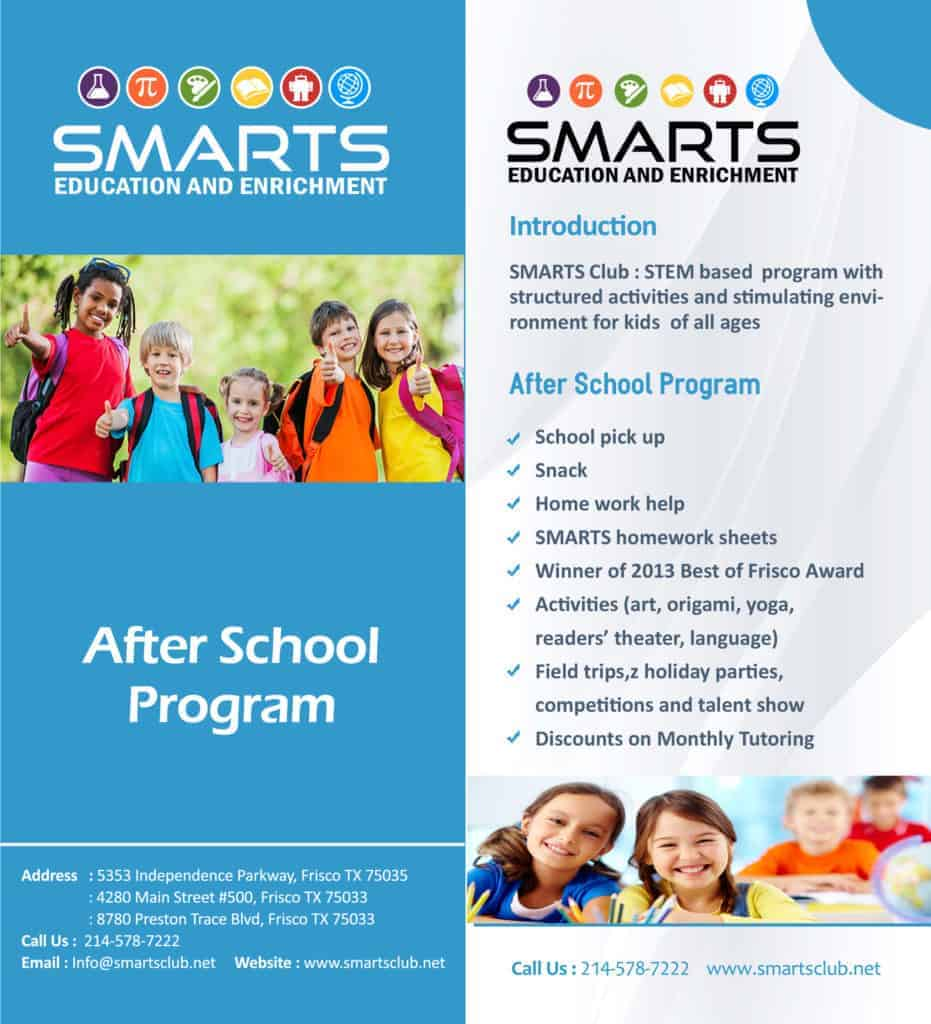 Frisco After School Care Frisco After School Programs