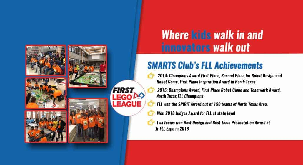 First Lego League by smarts