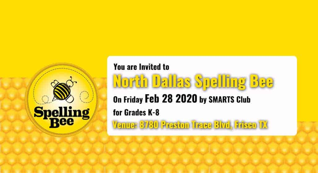 Frisco Spelling Bee