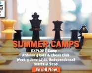 Chess Summer Camp