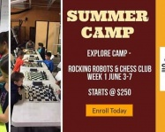 Robotic And Chess Camp