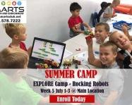 Robotic Summer Camp