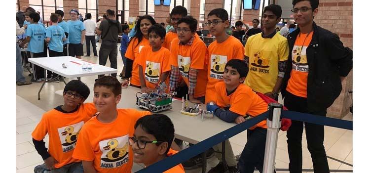Robotics Camp Frisco
