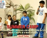 Summer Camp Tutoring