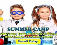 Summer Camp Young Scientist