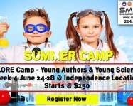 Summer Camps Young Authors