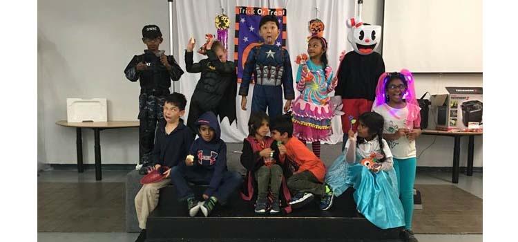 Halloween Kids Frisco