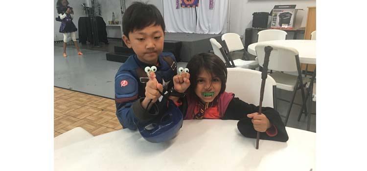 Smartsclub Halloween Kids