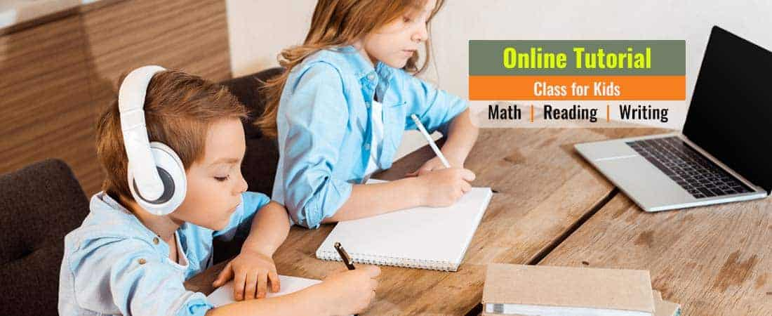 online math reading writing